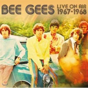 the bee gees: live on air1967-1968