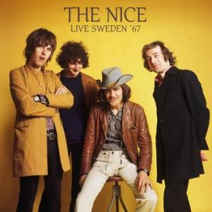 the nice: live sweden '67 (coloured)