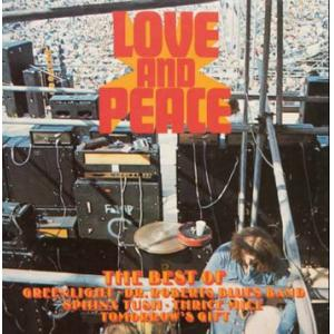 various: love and peace