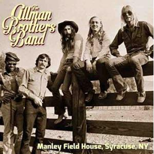 the allman brothers band: manley field house, syracuse ny