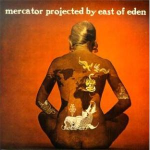 east of eden: mercator projected