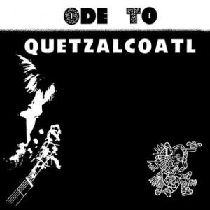 dave bixby: ode to quetzalcoatl (thick cover)