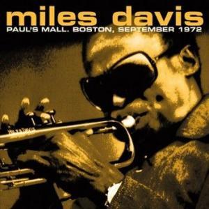 Miles Davis Paul S Mall Boston September 19