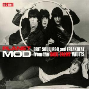 various: planet mod - brit soul, r&b and freakbeat from the shel talmy vaults