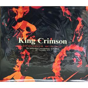 king crimson: pop spectacular bbc in concert the amsterdam concertgebouw 23 nov 1973