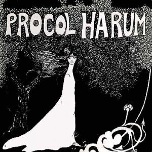 procol harum: procol harum (us version)