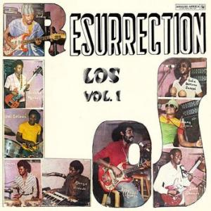 los camaroes: resurrection los vol.1