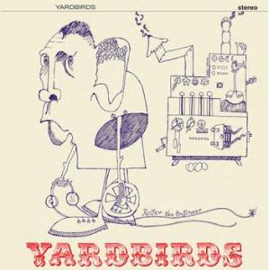 the yardbirds: roger the engineer (mono)