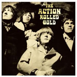the action: rolled gold