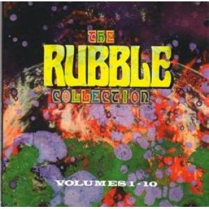 various - the rubble collection: rubble collection vol. 1-10
