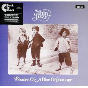 Thin Lizzy Shades Of A Blue Orphanage Lp Lpcdreissues