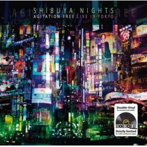 agitation free: shibuya nights (record store day 2014 exclusive - limited)
