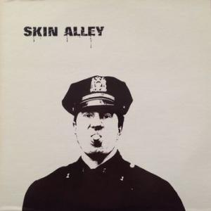 skin alley: skin alley (blue coloured)