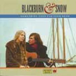 blackburn & snow: something good for your head