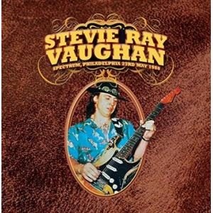 stevie ray vaughan: spectrum, piladelpia 23rd may 1988