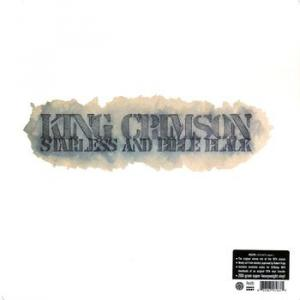 King Crimson Starless And Bible Black Lp Lpcdreissues
