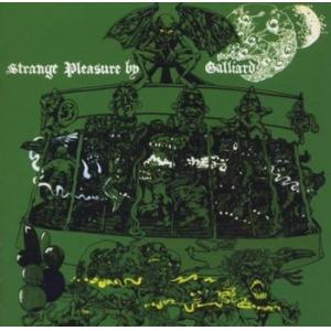 galliard: strange pleasure
