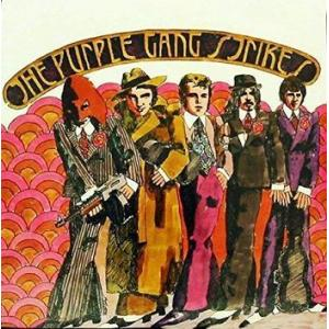 the purple gang: strikes