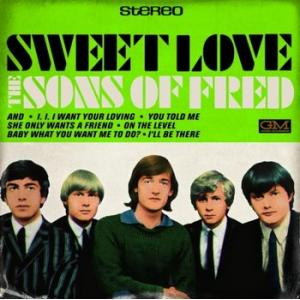 sons of fred: sweet love