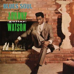 johnny guitar watson: the blues soul of