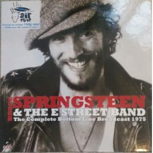 bruce springsteen & the e street band: the complete bottom line broadcast 1975