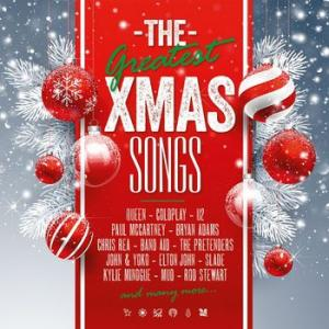 various artists: the greatest xmas songs (coloured)