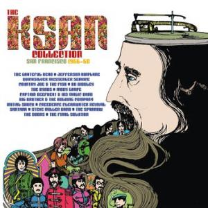 various: the ksan collection, san francisco 1966-69