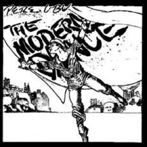 Pere Ubu The Modern Dance Lp Lpcdreissues