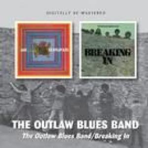 outlaw blues band: the outlaw blues band - breaking in