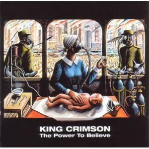 King Crimson The Power To Believe Lp Lpcdreissues