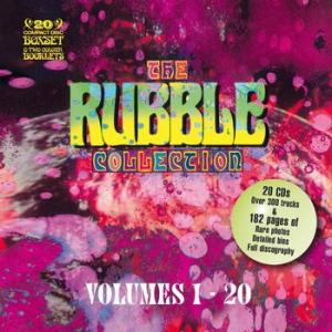 various: the rubble collection volumes 1-20