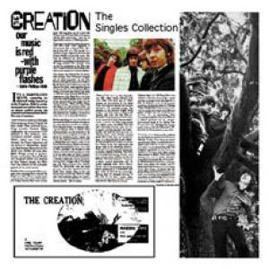 the creation: the singles collection