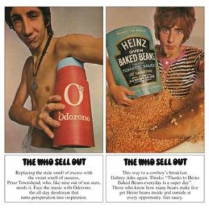 the who: the who sell out (+10 bonus tracks)