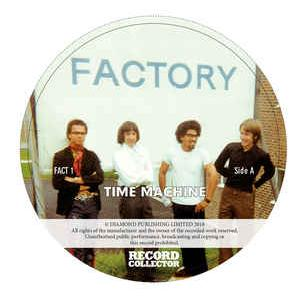 factory: time machine / castle on the hill