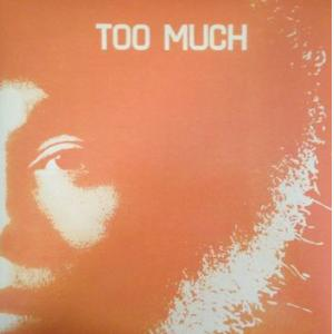 too much: too much