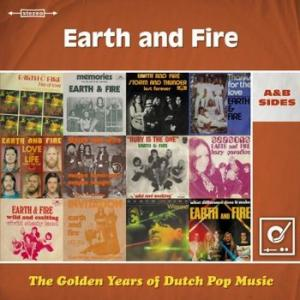 earth & fire: the golden years of dutch pop music: a&b sides