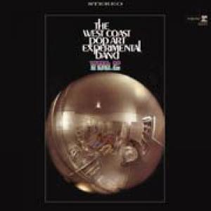 West Coast Pop Art Experimental Band Volume T