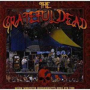 grateful dead: wcuw worcester 91.3fm 08.04.1988